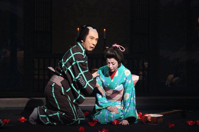 『元禄港歌』フォトコール_5