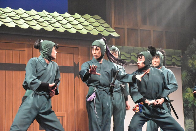 大人気シリーズ最新作!ミュージカル「忍たま乱太郎」第7弾 ~水軍三つ巴の戦い!~ ゲネプロ観劇レビュー