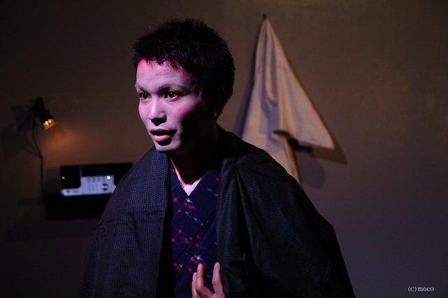『鶴かもしれない』初演時公演写真