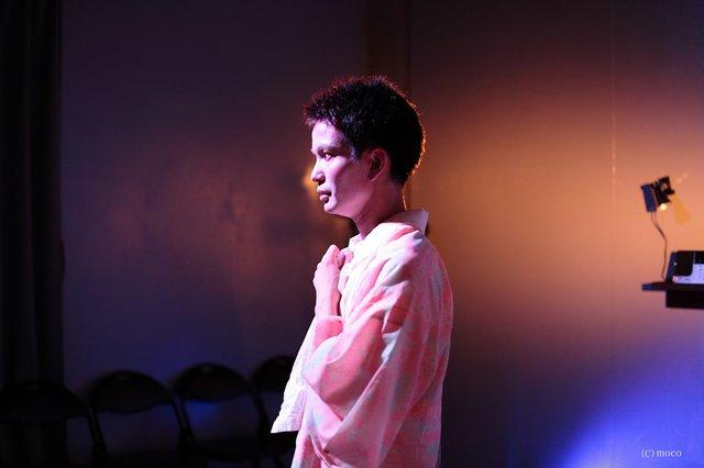 『鶴かもしれない』初演時公演写真2