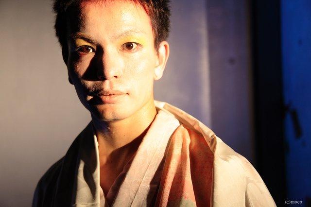 『鶴かもしれない』初演時公演写真3