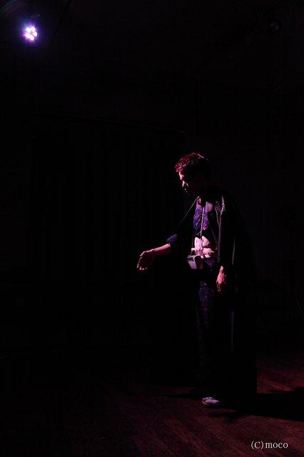 『鶴かもしれない』初演時公演写真4