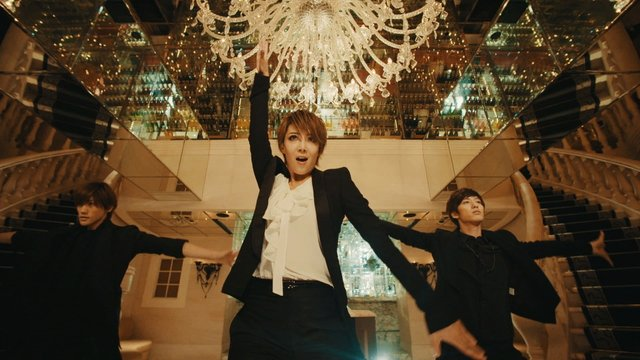柚希礼音『REON JACK』に先駆けCD発売!MVに水田航生&植原卓也も出演