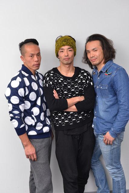 森山未來、大植真太郎、平原慎太郎が挑む 『談ス』全国ツアー!ストックホルム公演も決定