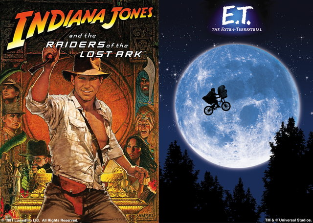 『インディ・ジョーンズ』&『E.T.』シネオケ
