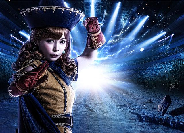アリーナ役は中川翔子!『ドラゴンクエストライブスペクタクルツアー』キャスト発表第1弾