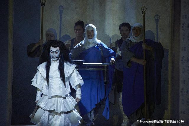 『Honganji』舞台写真_2
