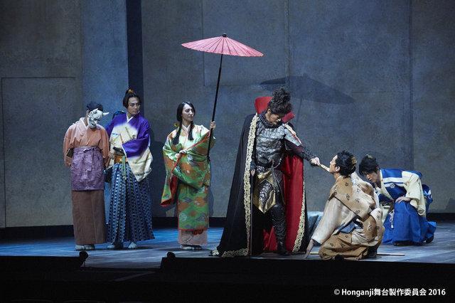 『Honganji』舞台写真_3