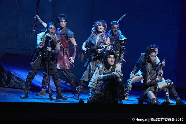 『Honganji』舞台写真_4