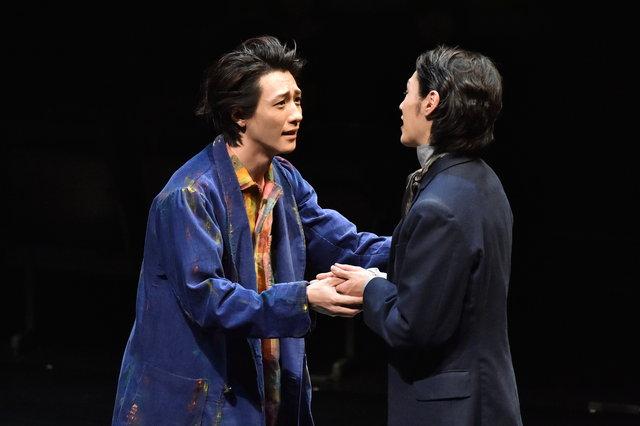 安西慎太郎、鈴木拡樹らが描く三つの兄弟の物語『僕のリヴァ・る』開幕