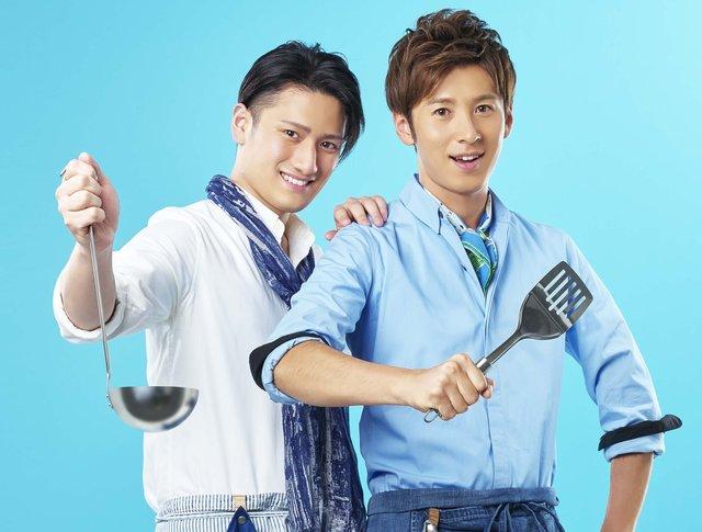 歌舞伎俳優・中村隼人、LaLa TV『メンズキッチン』の新MCに就任!