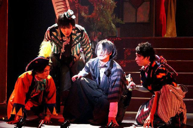 少年社中と小澤亮太、松田凌、鈴木勝吾らが繰り広げる極上のミステリー!『パラノイア★サーカス』開幕