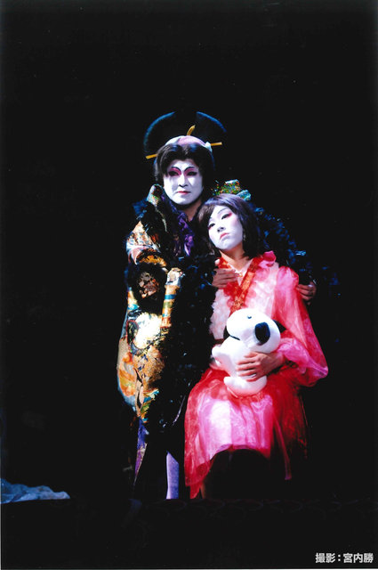 寺山修司生誕80周年に花組芝居が挑んだ実験浄瑠璃劇『毛皮のマリー』菊組キャストver.衛星劇場にて放送