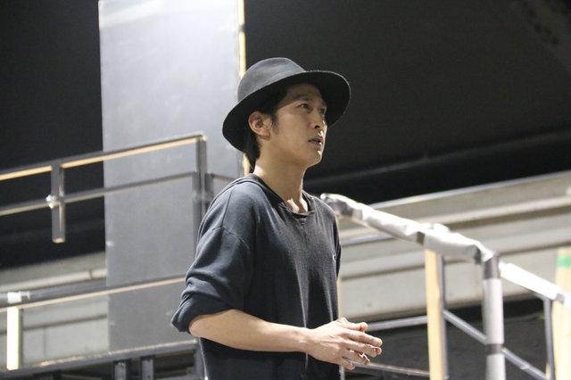 ミュージカル『グランドホテル』公開稽古_9