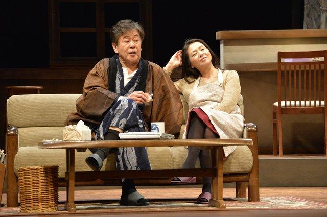 小泉今日子が男たちを惑わせる・・・M&Oplaysプロデュース『家庭内失踪』公開舞台稽古レポート