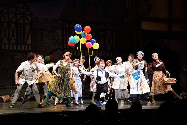 素敵な春休みの思い出に!劇団四季ファミリーミュージカル『人間になりたがった猫』開幕