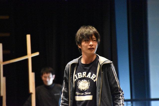 『夢の劇』公開稽古_田中
