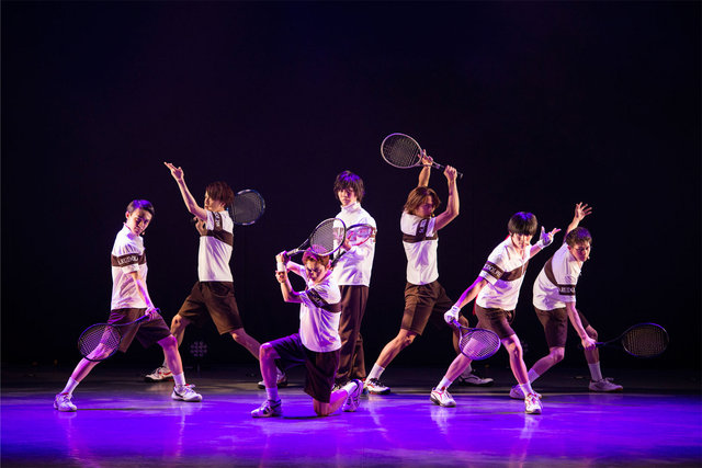 ミュージカル『テニスの王子様』TEAM Live St.RUDOLPH・YAMABUKI。TEAM Live_6