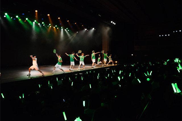 ミュージカル『テニスの王子様』TEAM Live St.RUDOLPH・YAMABUKI。TEAM Live_5