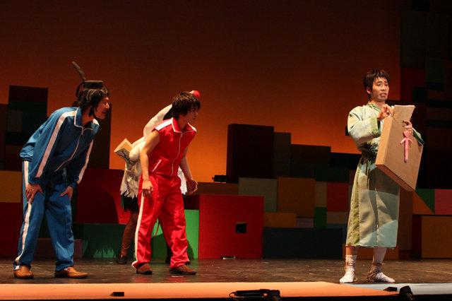 『舞台 増田こうすけ劇場 ギャグマンガ日和 デラックス風味』ゲネプロ_3