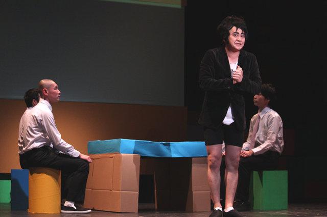 『舞台 増田こうすけ劇場 ギャグマンガ日和 デラックス風味』ゲネプロ_4