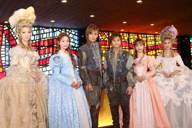 ミュージカル『1789 -バスティーユの恋人たち-』初日前会見
