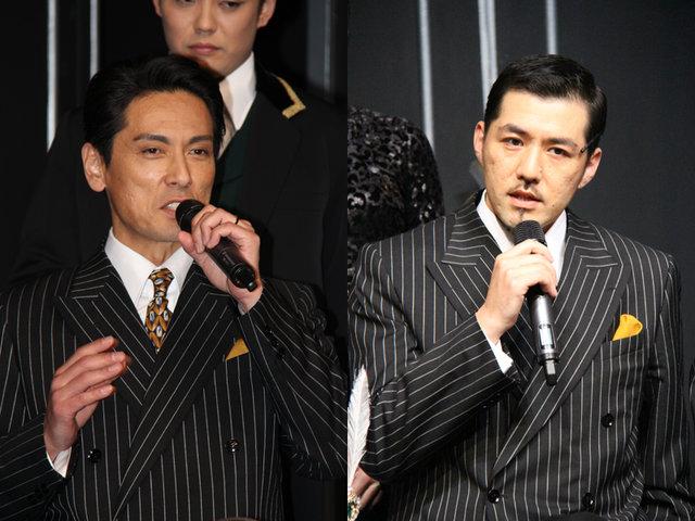ミュージカル『グランドホテル』囲み取材_7
