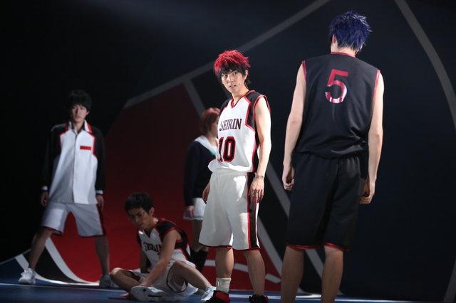 舞台「黒子のバスケ」THE ENCOUNTERゲネプロ_4