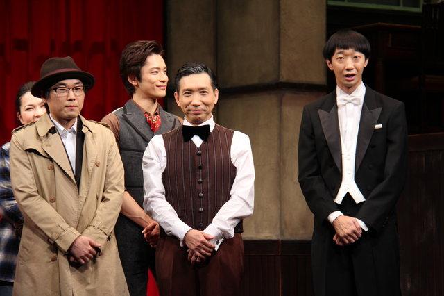 『九条丸家の殺人事件』舞台挨拶&公開稽古レポート_6