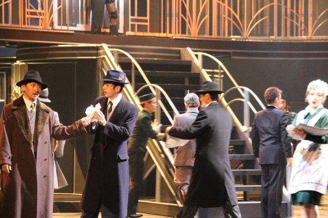ミュージカル『グランドホテル』Greenチーム開幕レポート