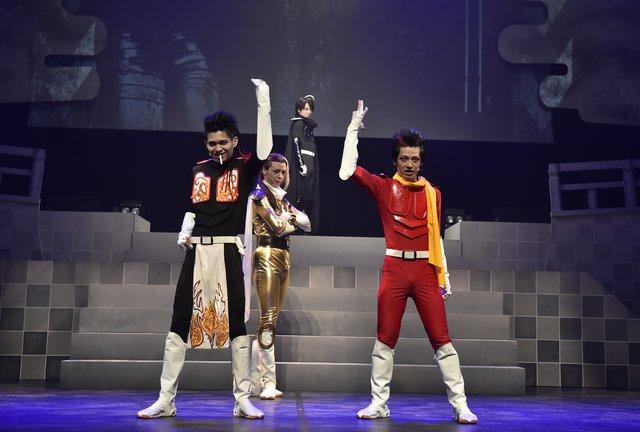 舞台『烈!バカフキ!』開幕!大河元気「精一杯大人ができるバカなことを」