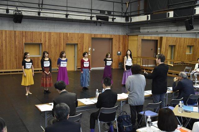 劇団四季の新作ミュージカル『ノートルダムの鐘』オーディションに潜入!現場の模様を詳細レポート!
