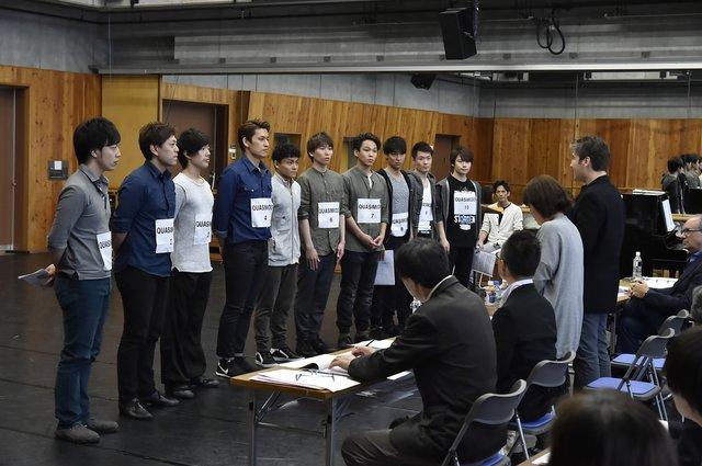 劇団四季『ノートルダムの鐘』オーディション_2