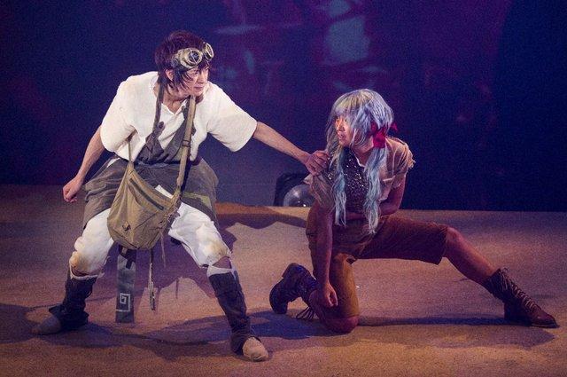 舞台『クジラの子らは砂上に歌う』来場者アンケートや問い合わせによりDVD化決定!