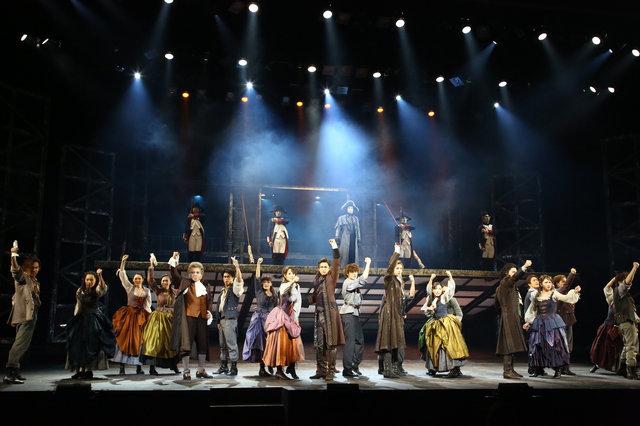 ミュージカル『1789 -バスティーユの恋人たち-』観劇レポート_6