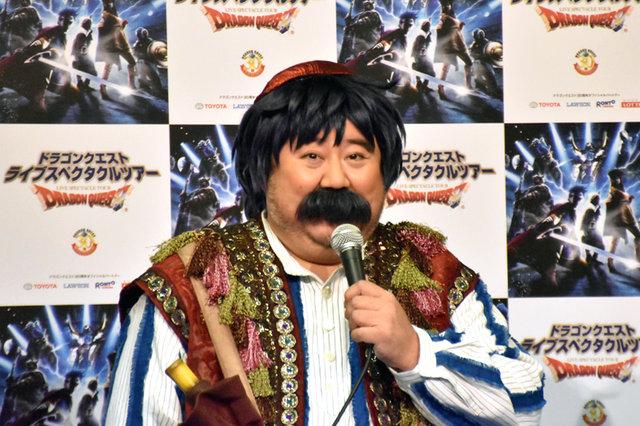 『ドラゴンクエスト ライブスペクタクルツアー』_キャスト発表会4