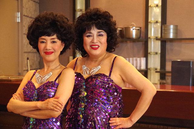 還暦前の大物女優ふたりが建前無しで大炸裂!ミュージカル『わがまま』観劇レポート