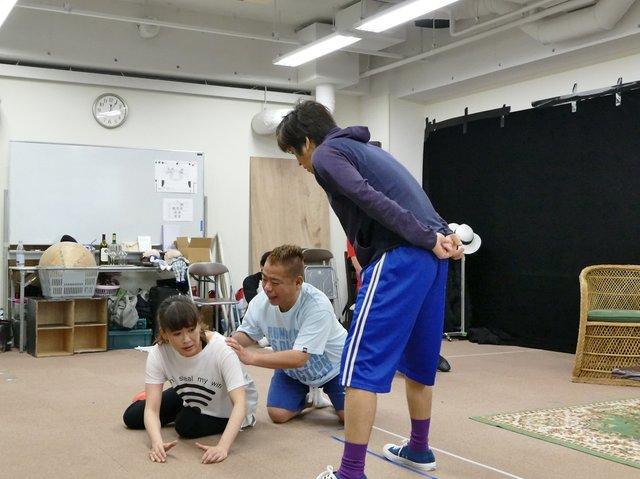 堀内夜あけの会 第3回公演『なりたい自分にな~れ!』_3