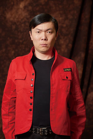 ムッシュ・モウソワール第二回来日公演『レッド・ジャケット』_コスチュームビジュアル3