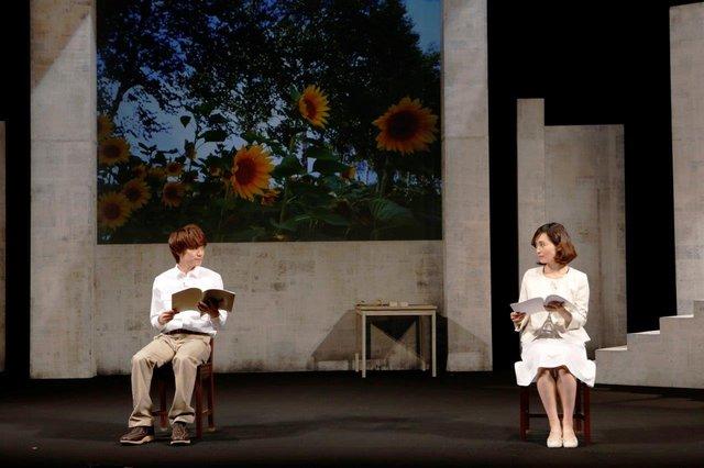 『朗読劇 私の頭の中の消しゴム 8th letter』_舞台写真3