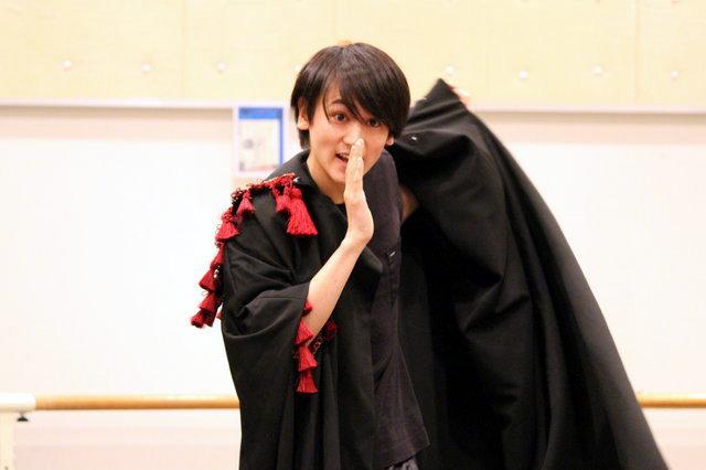 ムッシュ・モウソワール第二回来日公演『レッド・ジャケット』稽古場_5