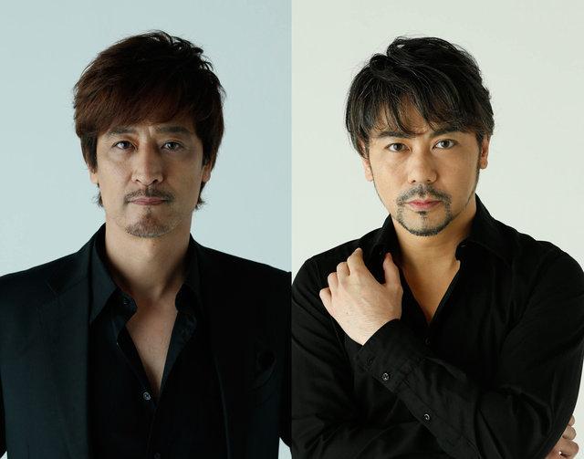 ミュージカル『ヴィンセント・ヴァン・ゴッホ』橋本さとし&岸祐二