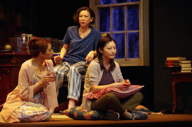 『8月の家族たち』観劇レポート_2