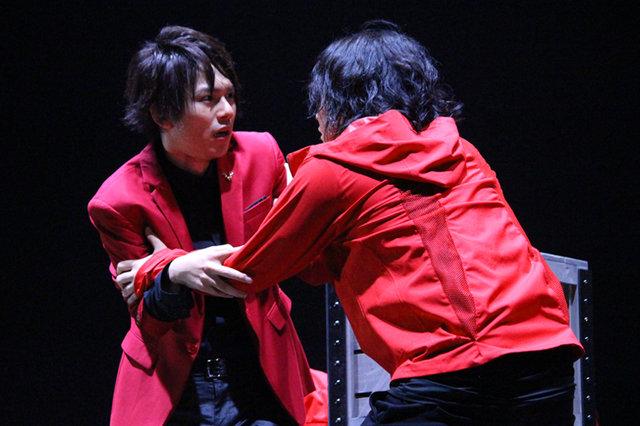 ムッシュ・モウソワール第二回公演『レッド・ジャケット』公開ゲネプロ_8