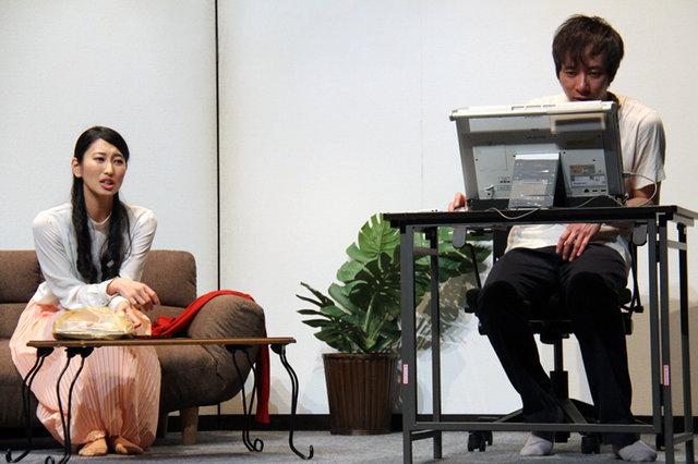 山田ジャパン『ソリティアがなくなったらこの世は終わり』公開ゲネプロ_5