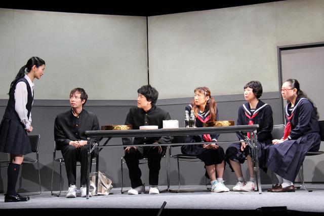 山田ジャパン『ソリティアがなくなったらこの世は終わり』公開ゲネプロ_6