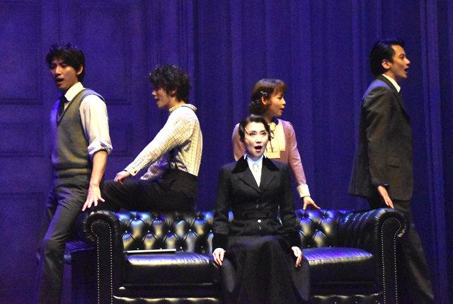 新たに中川翔子を迎え再演スタート!ミュージカル『ブラック メリーポピンズ』記者会見&東京公演開幕レポート