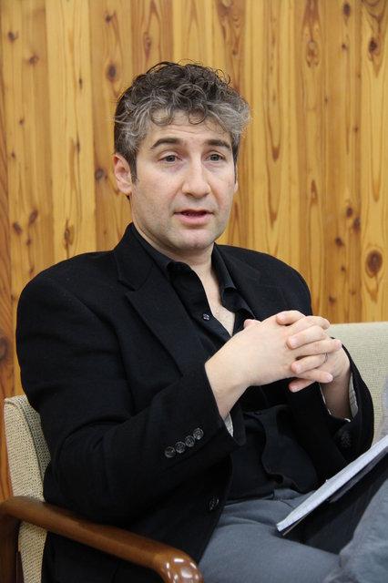 劇団四季『ノートルダムの鐘』スコット・シュワルツ