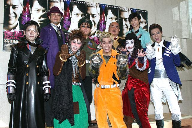 WBB第10回記念公演『懲悪バスターズ』で主演の佐藤瑞樹、20年ぶりのダンス披露!