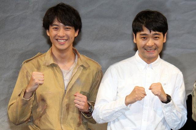 塚田僚一(A.B.C-Z)×渡部秀が二人芝居で魅せる!舞台『ボクの穴、彼の穴。』開幕